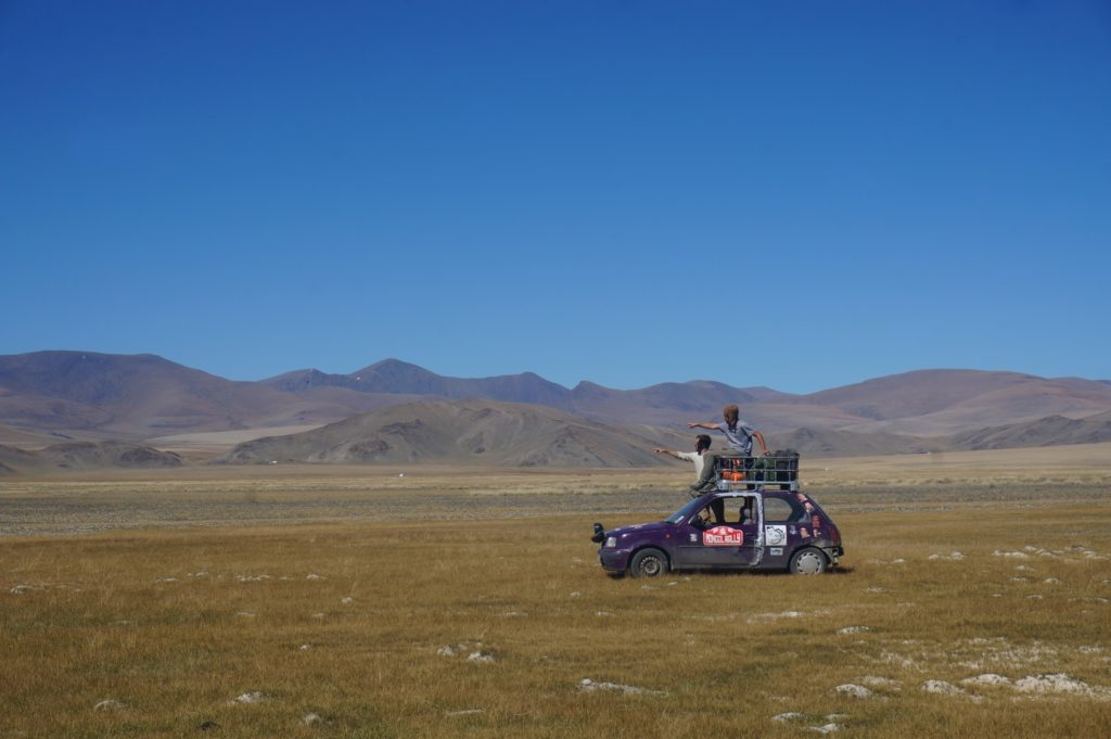 The Mongol Rally | Nowhere Men TV