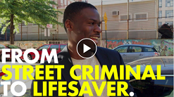 From Street Criminal to Lifesaver | Nowhere Men